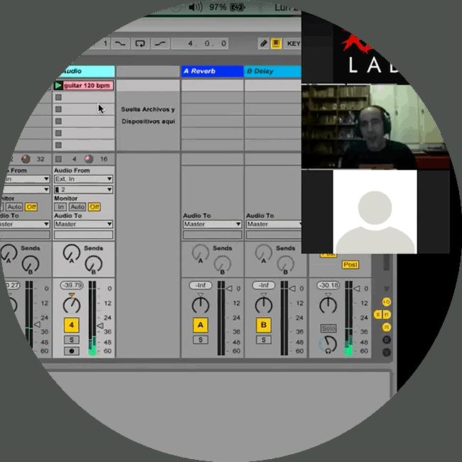 The Rec Lab - Laboratorio de producción musical - Curso Online Ableton Live