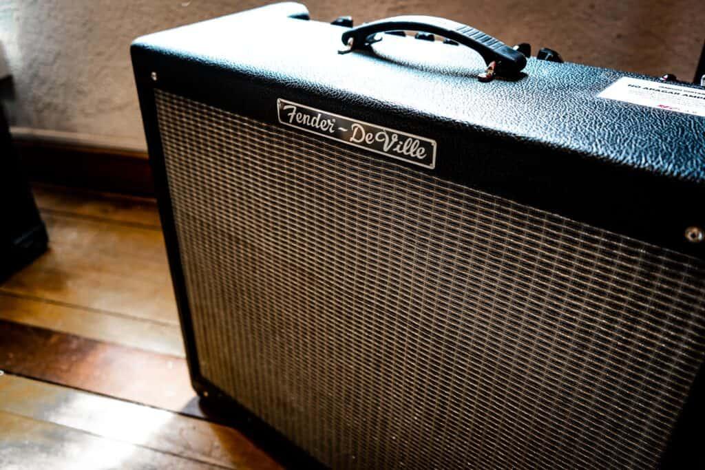 The Rec Lab - Fender Hot Rod Deville