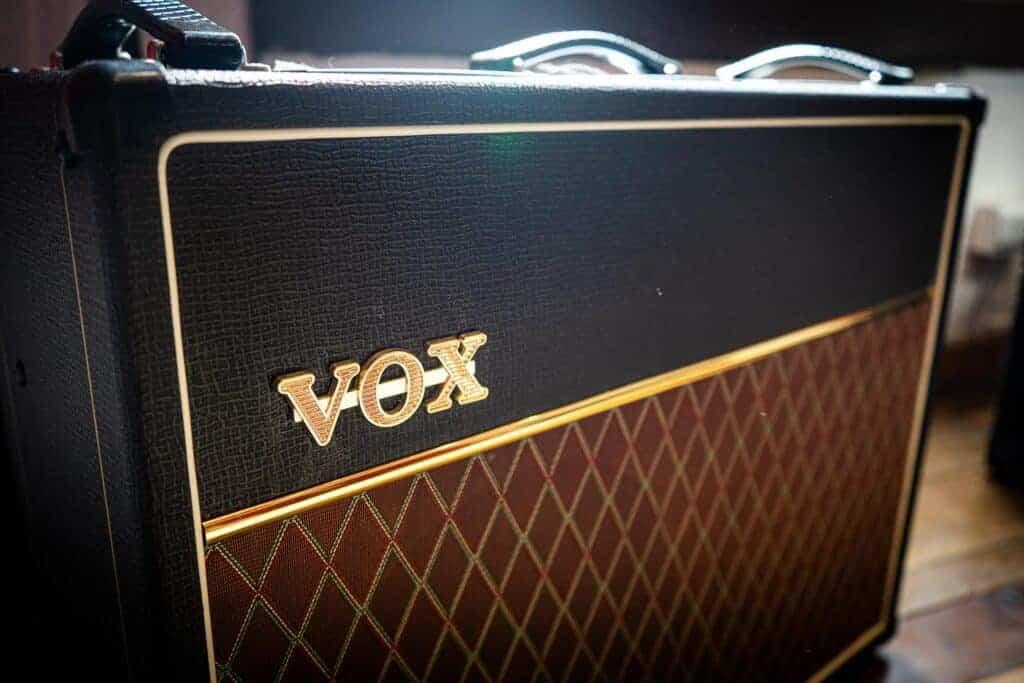 Salas de ensayo The Rec Lab - Vox ac30c2