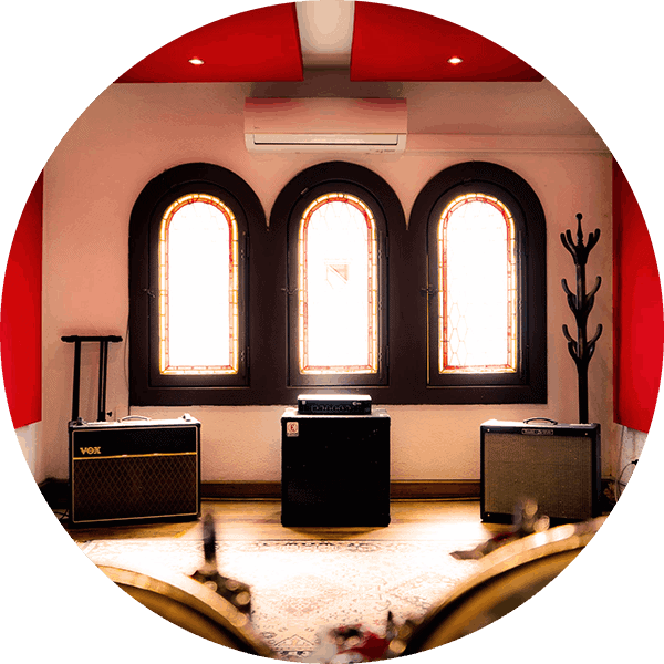 The Rec Lab - Salas de Ensayo